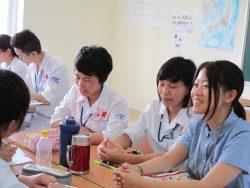 外国人介護人材に対する日本語研修セミナー