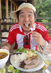 パラグアイの市川先生