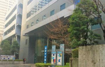 アークアカデミー新宿駅前校への地上アクセス7